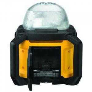FARO LED – 18V – FASCIO DI LUCE A 360° – 1500-3200-500 LUMEN